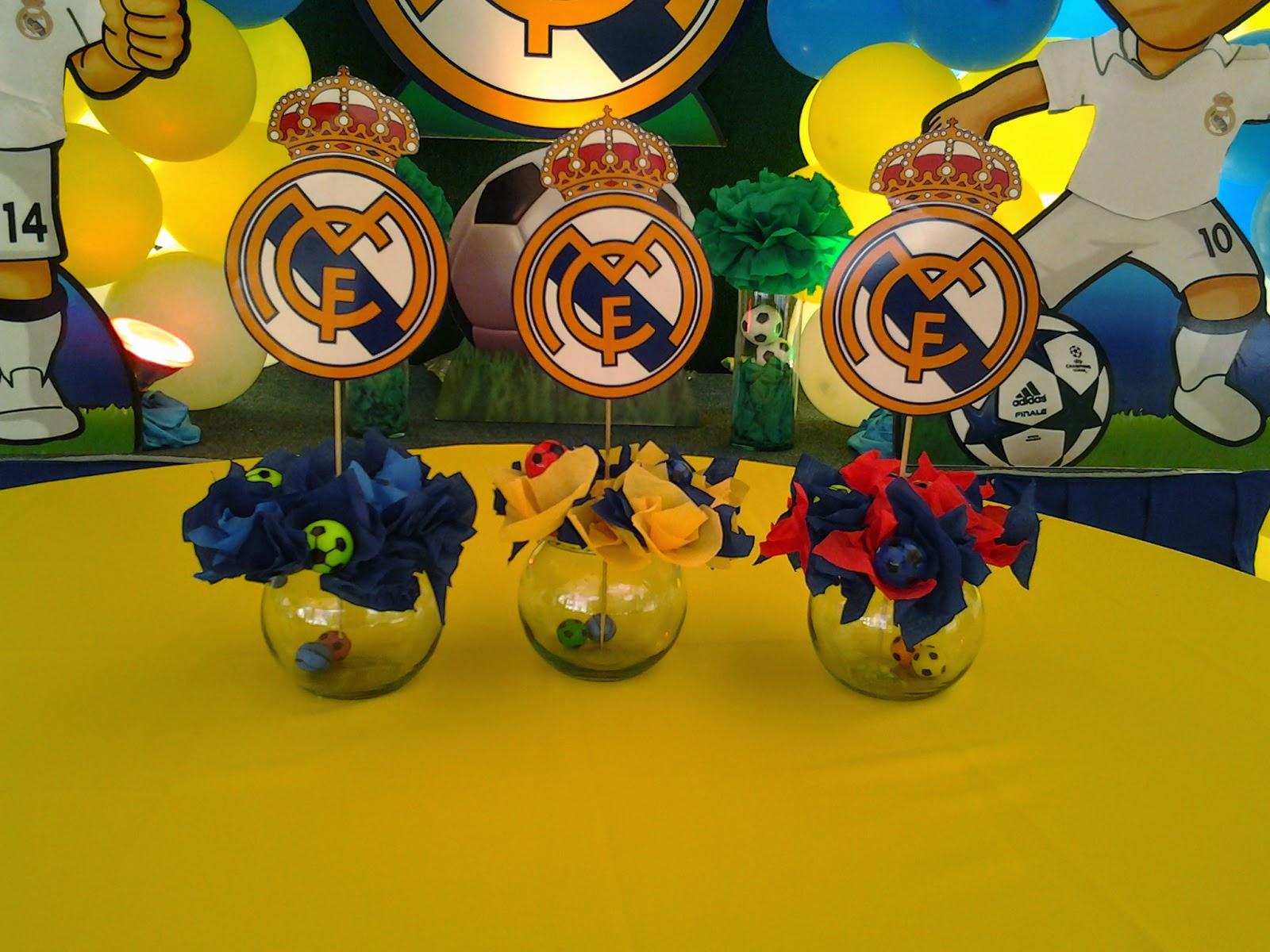 Pkelandia Fiesta Del Real Madrid