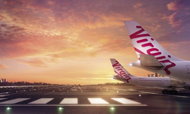 Donna impazzisce su un volo aereo Virgin Australia e minaccia di uccidere gli altri passeggeri
