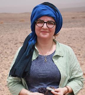 Deux météorites marocaines, officiellement reconnues par les instances internationales de la Meteoritical Society et le Pr. Hasnaa Chennaoui Aoudjehane en parle