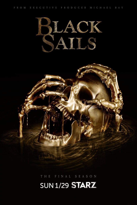 Black Sails Serie Completa 1080p Dual Latino/Ingles