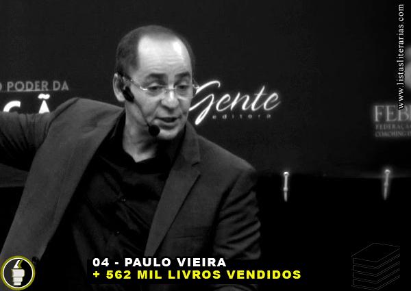 MV 4 - 10 Escritores brasileiros que mais venderam livros nesta década