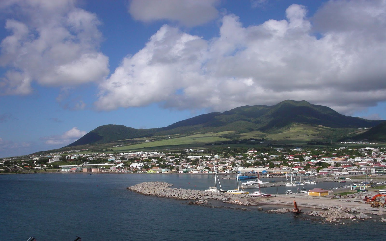 Basseterre Saint Kitts And Nevis Travel Guide Exotic
