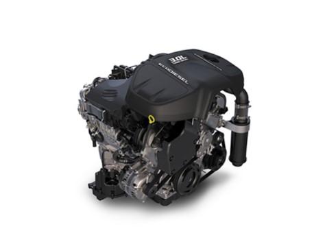 2018 RAM 1500 ECOdiesel HFE Redesign