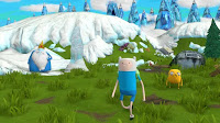 Videojuego Adventure Time - Finn & Jake Investigations