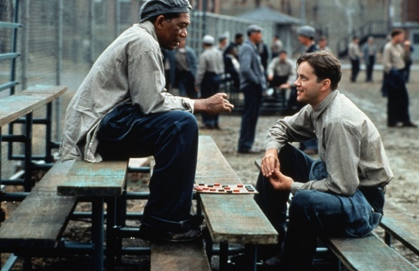 film tentang kemanusiaan the shawshank redemption