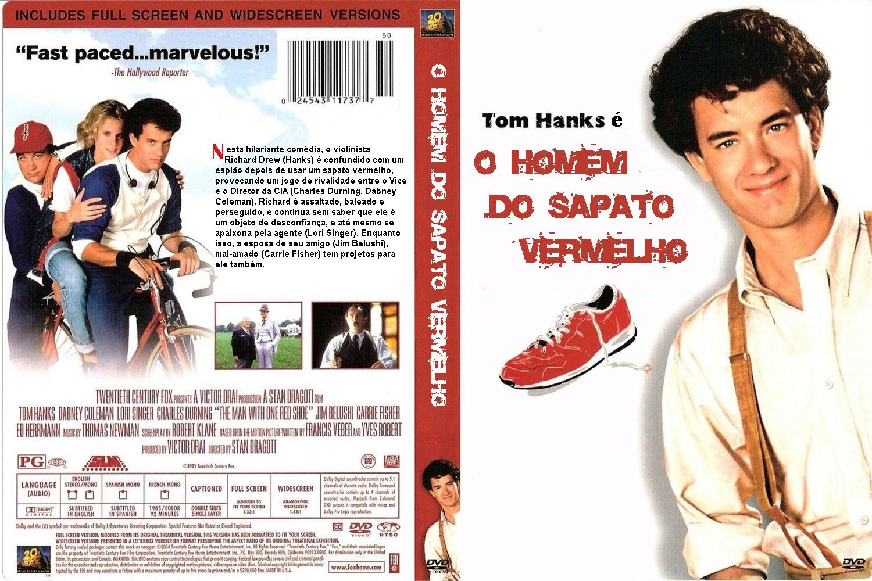 fcdb2a940 O Homem do Sapato Vermelho. Postado por Capas Fimes Comédia Romântica às  06:03