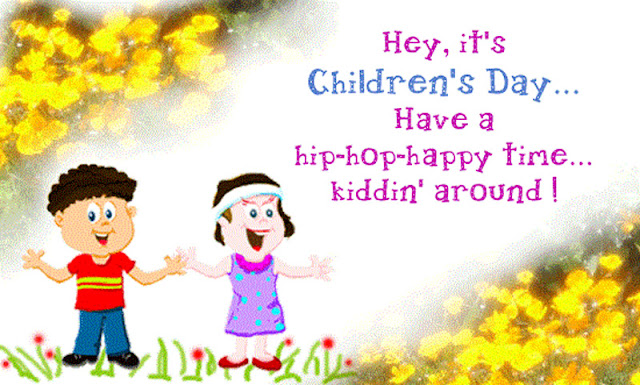 Happy Children's day 2019 Wishes from Parents