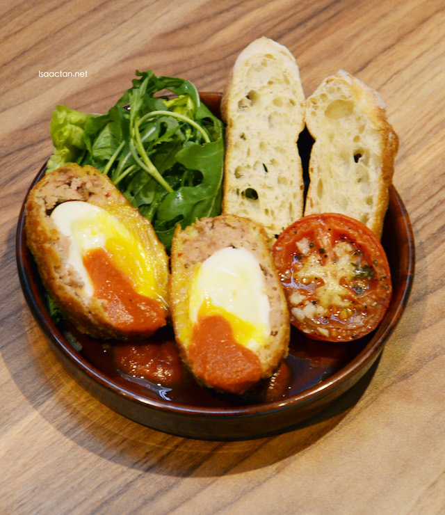 Scottish Eggs - RM18