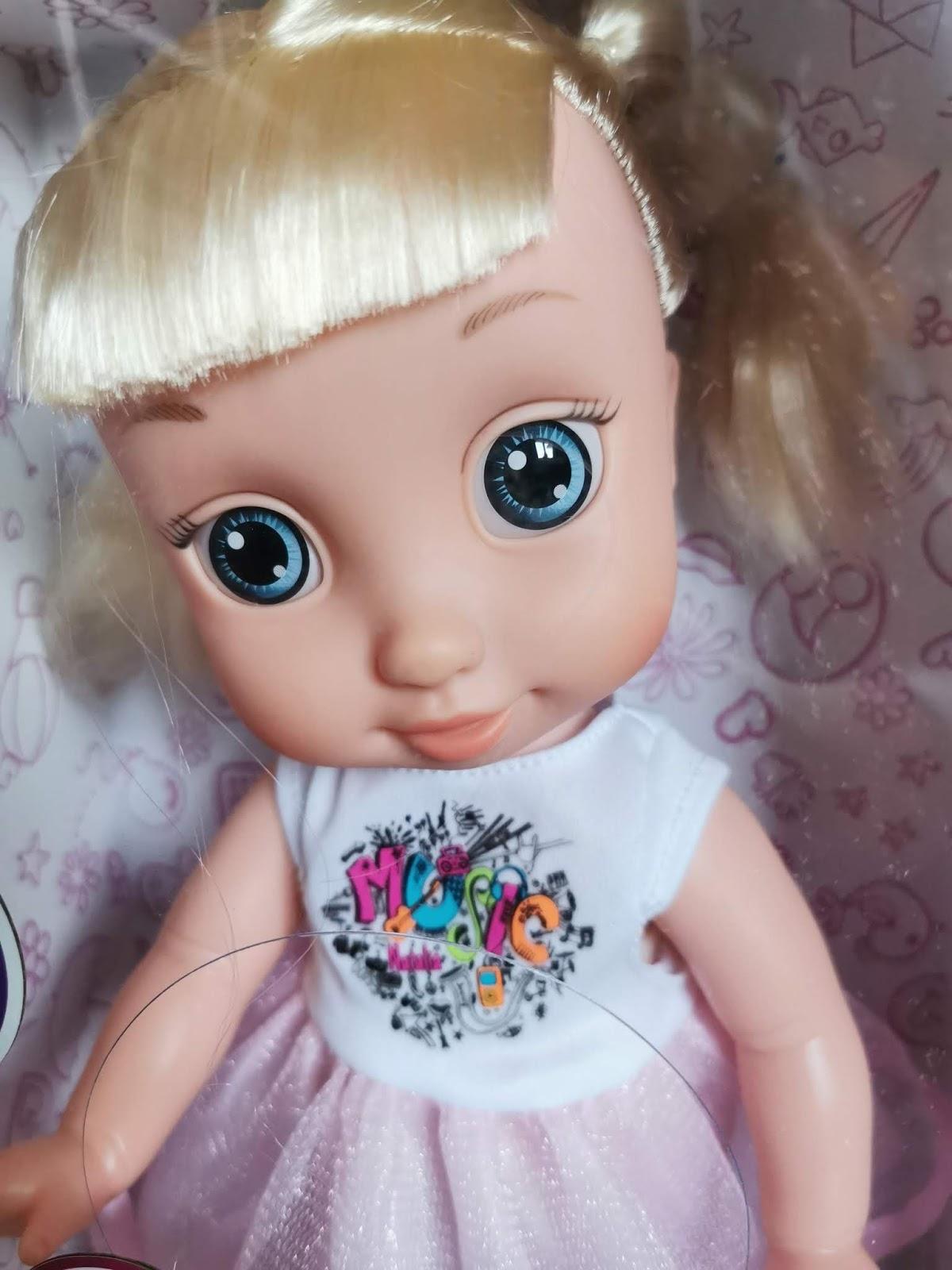 lalka do czesania