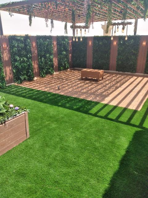 خدمات توريد العشب الصناعي بالجبيل