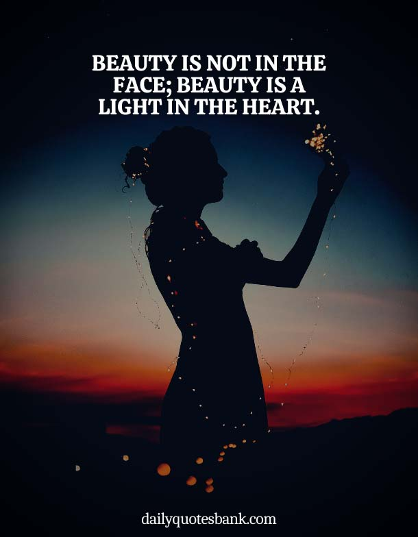 Anonymous Quotes About Beauty