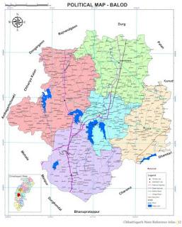 Balod District Chhattisgarh