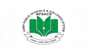 Army Public School Murree Road Rawalpindi Jobs 2021 in Pakistan