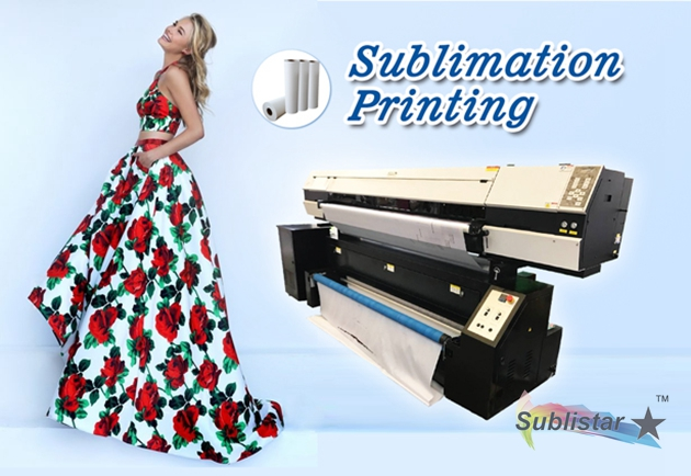 ORIC Sublimation Printer