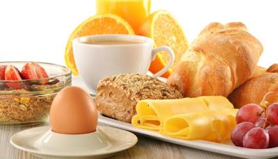 Efectos metabolismo sin desayunar