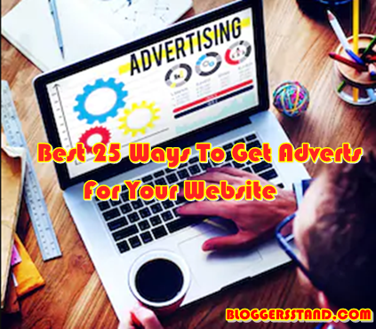 Best 25 ways To Discover Advertisers For your blog