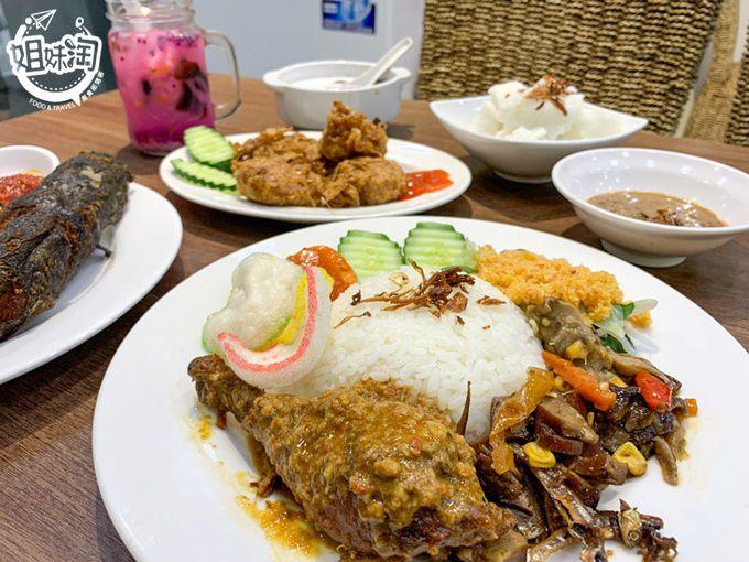 平價印尼料理小餐廳,正港印尼人掌廚,激推整尾炸鯰魚-瑪幹印尼料理