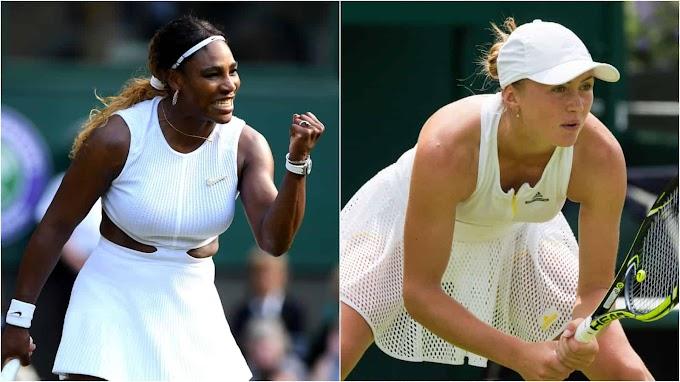Watch Aliaksandra Sasnovich VS Serena Williams Matche Live