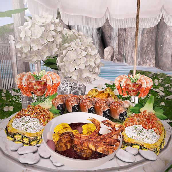 20.379 Seafood Garden Feast