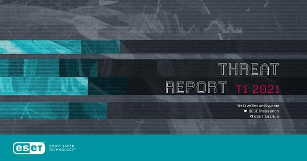 Novo ESET Threat Report realça abuso de vulnerabilidades e aumento de ameaças de criptomoeda por parte de cibercriminosos