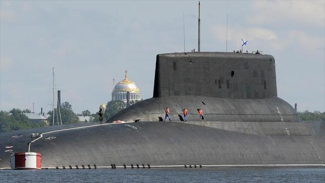 OTAN advierte del alto nivel de actividad submarina de Rusia