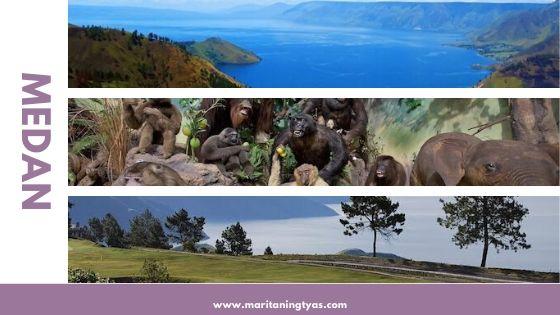 destinasi wisata traveling impian medan