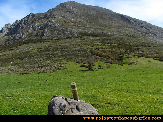 Ruta Retriñon: Desde Vega Valencia, inicio del último tramo al Retriñón