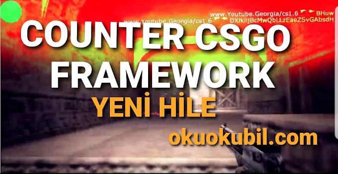 Counter Strike 1.6 cs 1.6 ÇERÇEVE MENU cfg DLL Framework CFG Hile İndir