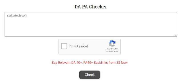 Spam Score Checker Website