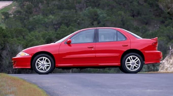 Descarga Manual de taller Chevrolet Cavalier y Sunfire 1995 - 2001