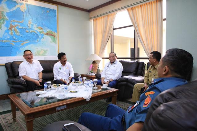 Perluasan Hang Nadim, Ketua DPD RI Ingatkan Pelibatan Pengusaha Lokal