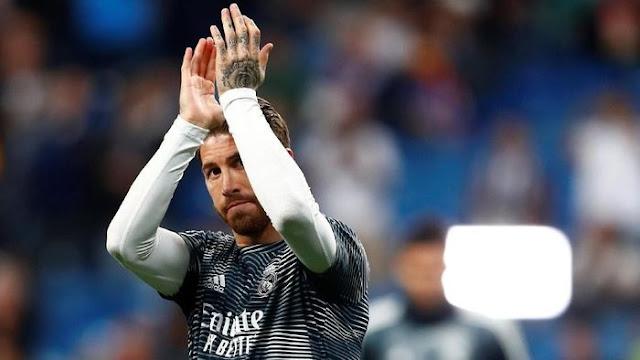 Madrid Akan Biarkan Ramos Pergi, asal ...