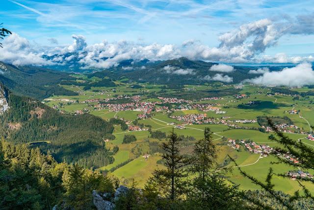 Gamsknogel und Kohleralm  Bergtour Inzell  Wanderung Chiemgauer Alpen 04