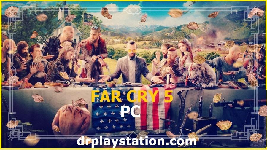 تحميل لعبة far cry 5 للكمبيوتر