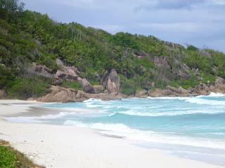 Petite Anse - La Digue - Seychelles