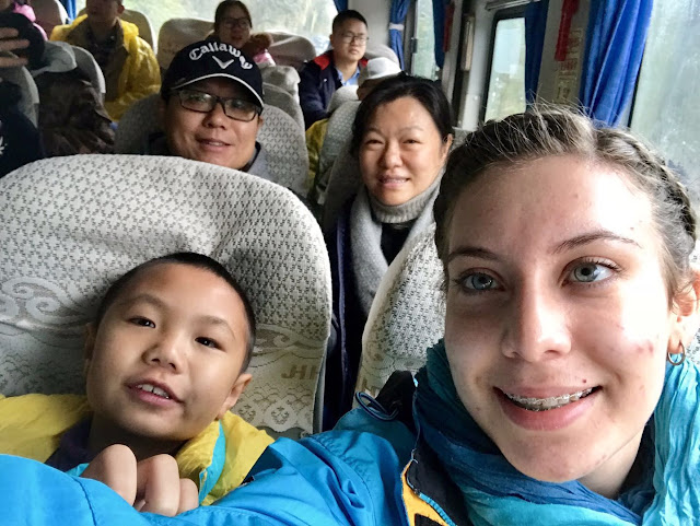 LOVE AU PAIR IN SHENZHEN