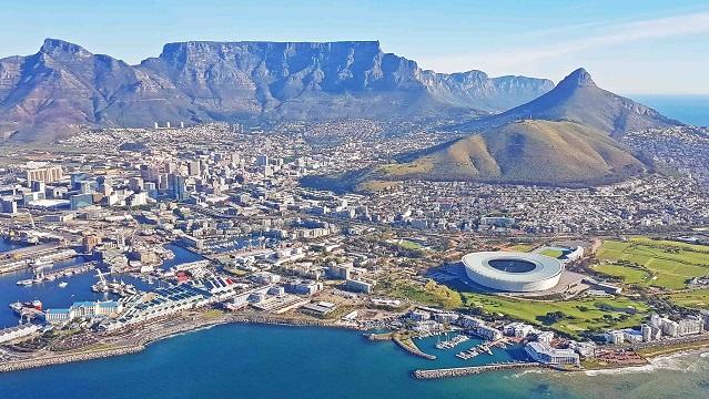 Cidade do Cabo - África do Sul/Reprodução