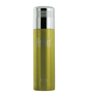 Hot Ice Bliss Pour Femme Body Spray