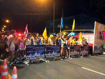 9th Lan Saka marathon, race day, 23rd June 2013