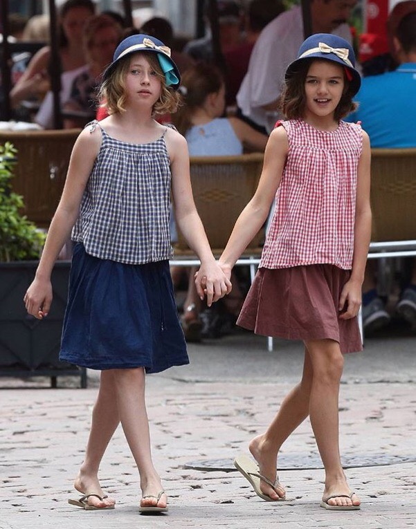 Suri Cruise To Launch Fashion Line?
