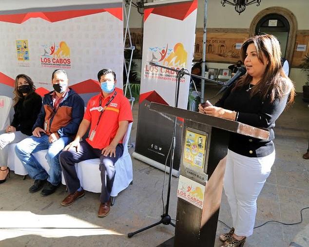 ¡Vía alcaldesa ARMIDA Grupo OXXO distribuirá 600 despensas a colonias!