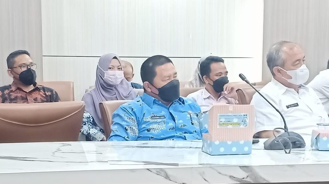 Musi Rawas Raih Pencapaian Tertinggi Dalam Mengawal Target Renaksi PPKT Di Sumsel