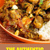 THE AUTHENTIC CHICKEN CURRY