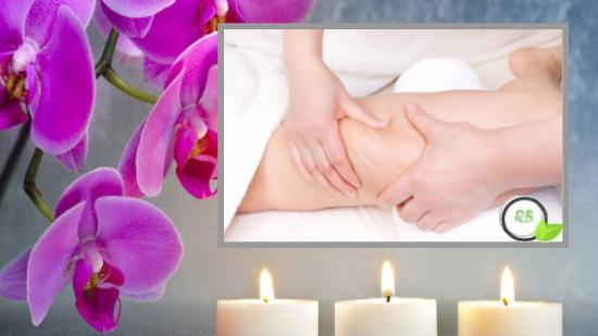 Quel est le principe du palper-rouler pour le massage;