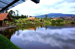 Berwisata Menuju Kota Bandung