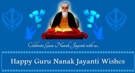 Happy Guru Nanak Dev Jayanti 2018 Quotes images