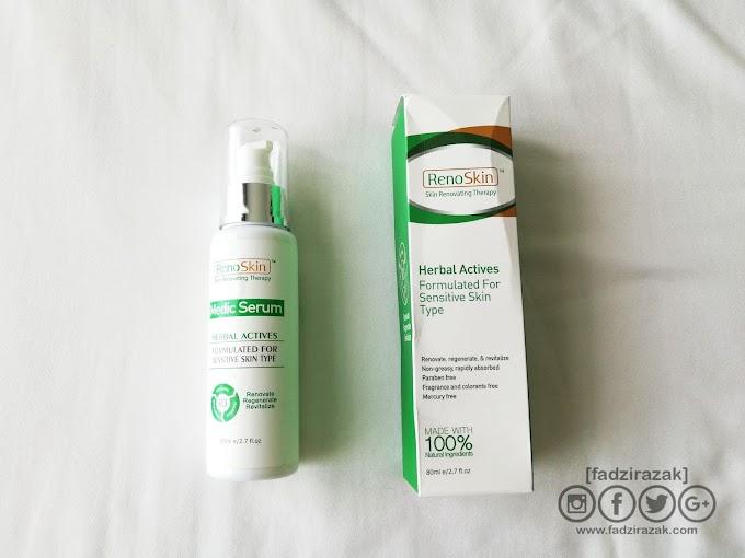 RenoSkin Rawatan Alternatif Untuk Eczema Dan Kulit Sensitif