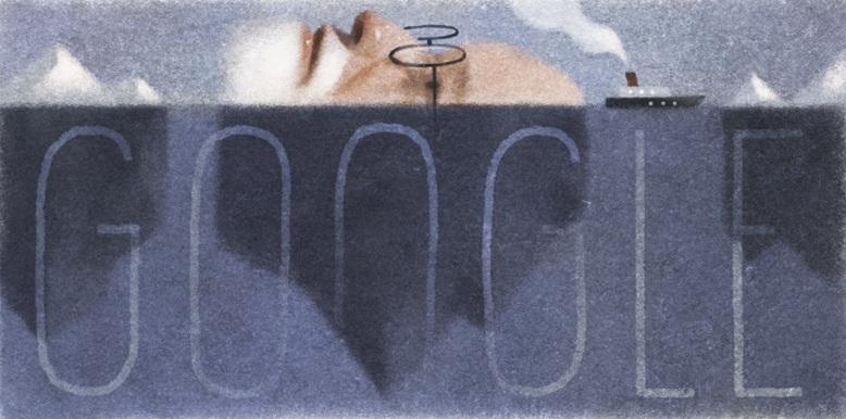 Sigmund Freud Di Pojok Google Menjadi Logo Hari ini Berulang Tahun Ke 160 Tahun, Siapa Psikoanalisis Memiliki Darah Yahudi ini?