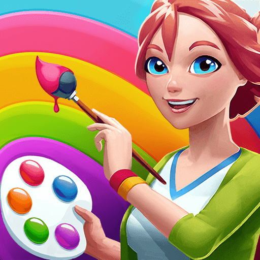 Gallery: Coloring Book & Decor - VER. 0.227 Unlimited (Coins - Stars) MOD APK