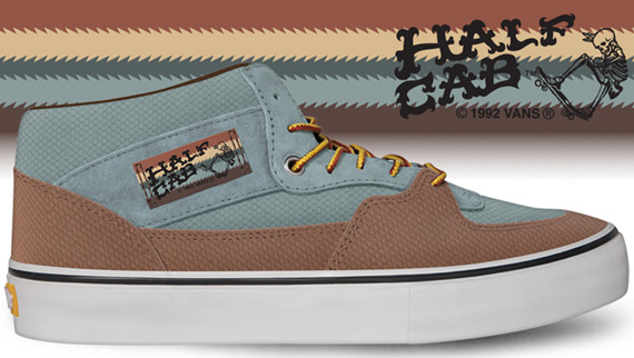 8eb1ee6393 The memory is recorded  VANS Half Cab 20th Anniversary Edition ...